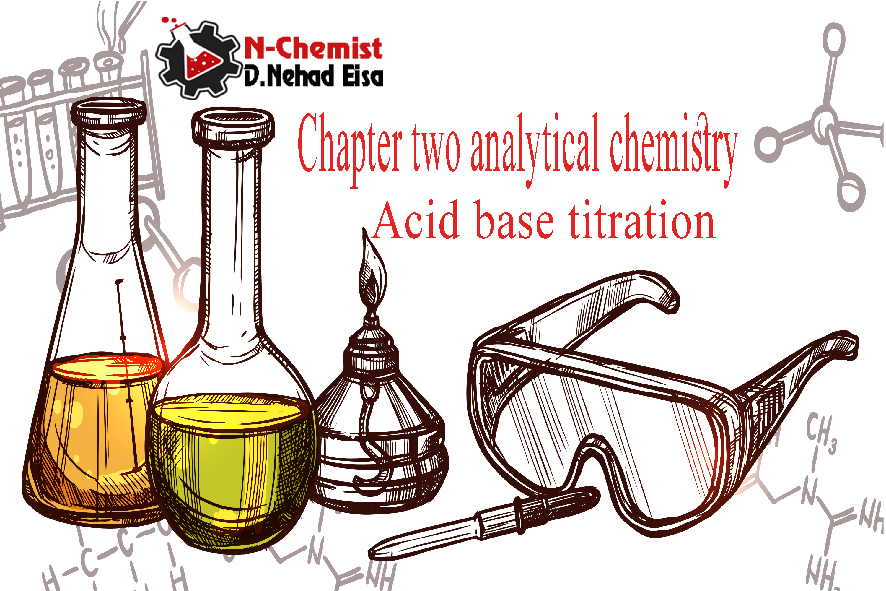 Chapter two analytical chemistry Acid base titration
