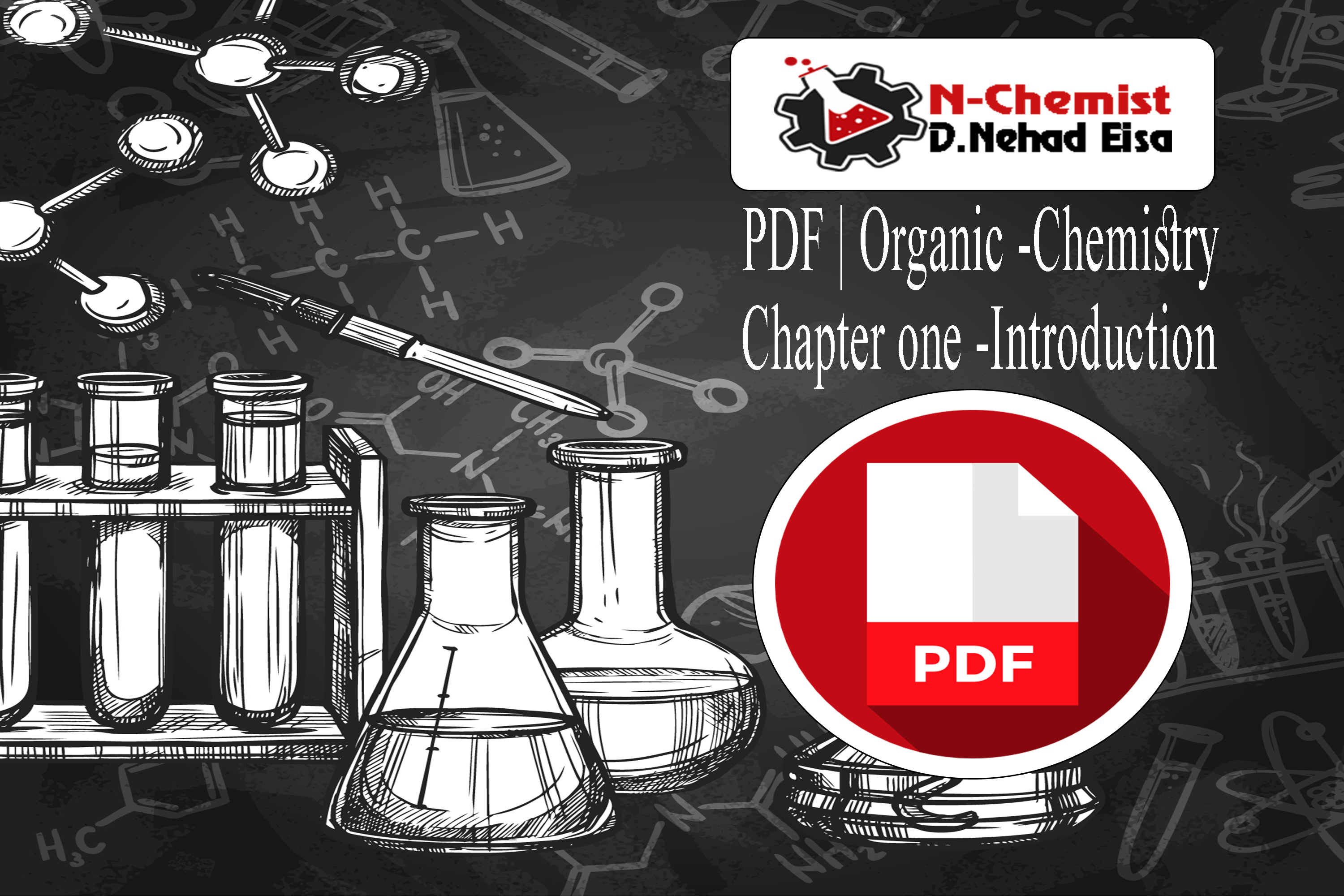 PDF | Organic -Chemistry | Chapter one -Introduction