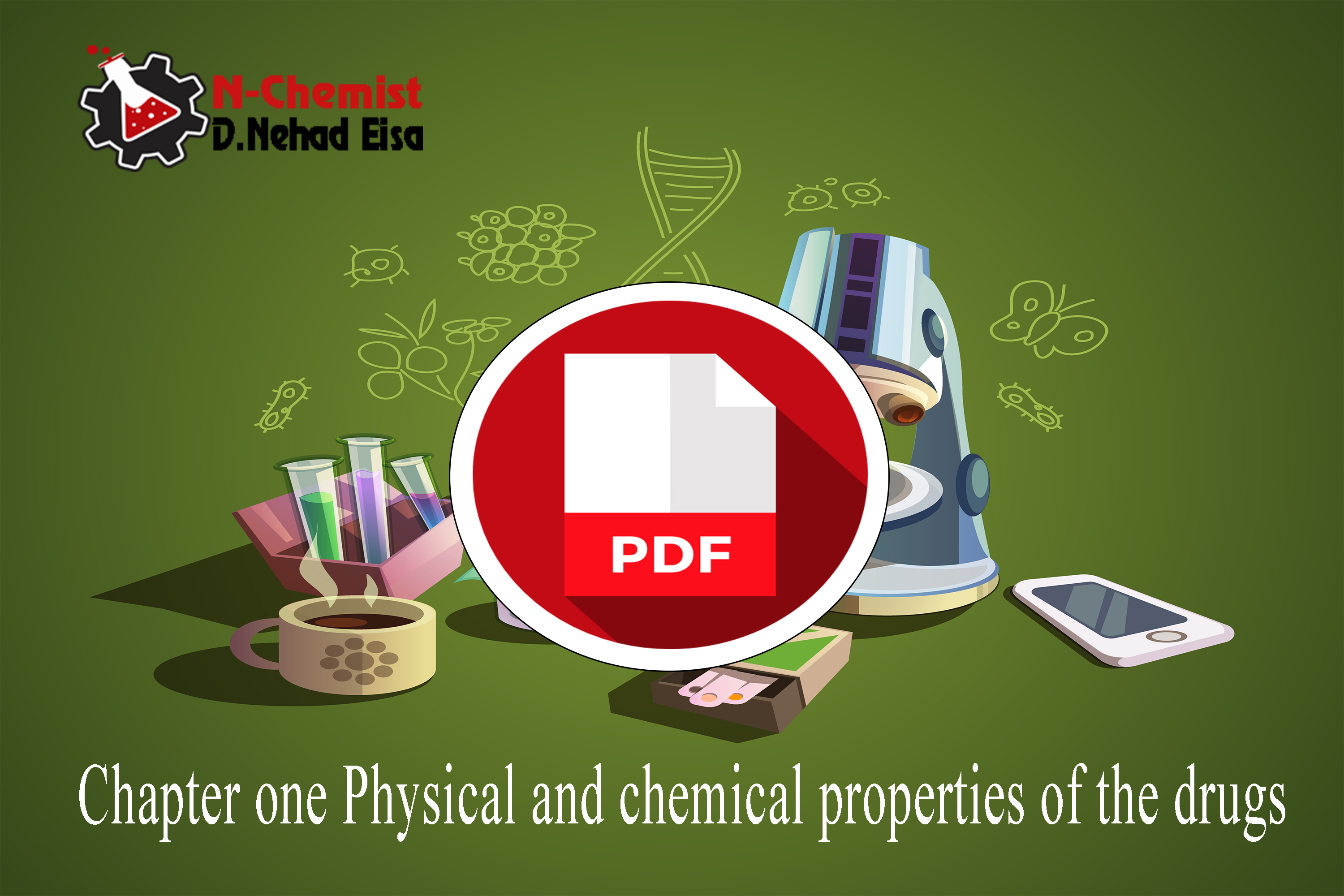 PDF-Chapter one Physical and chemical properties of the drugs