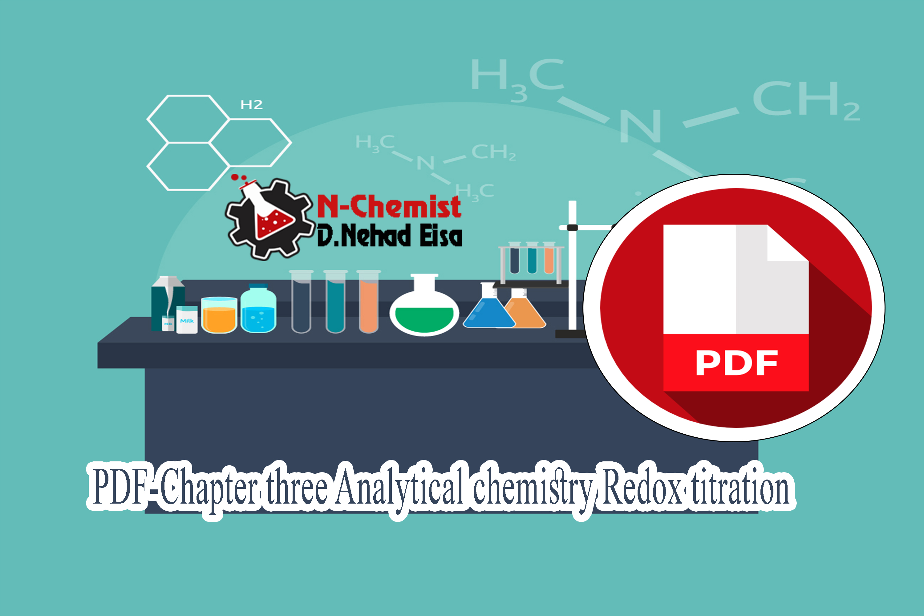 PDF-Chapter three Analytical chemistry Redox titration