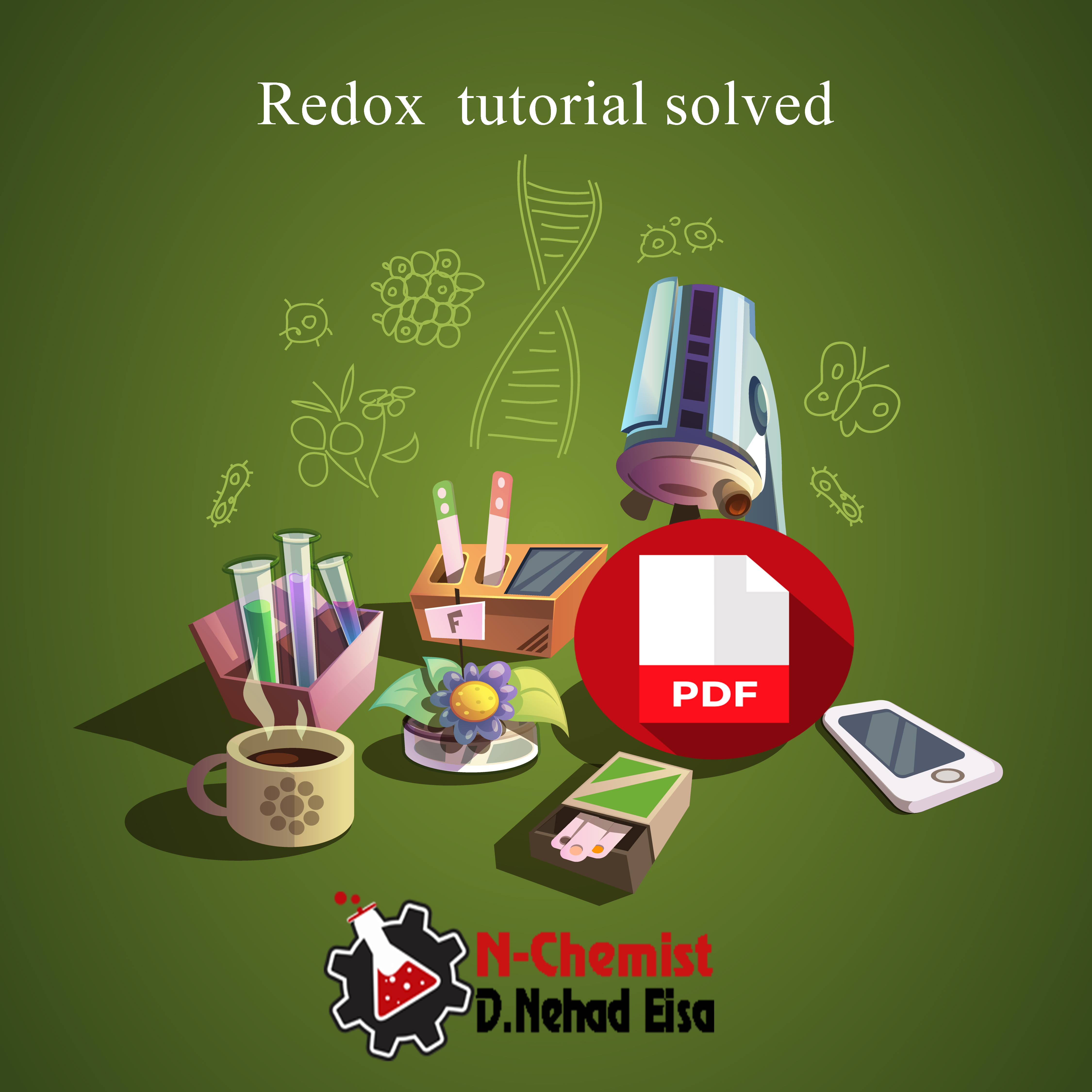 PDF-Redox  tutorial solved