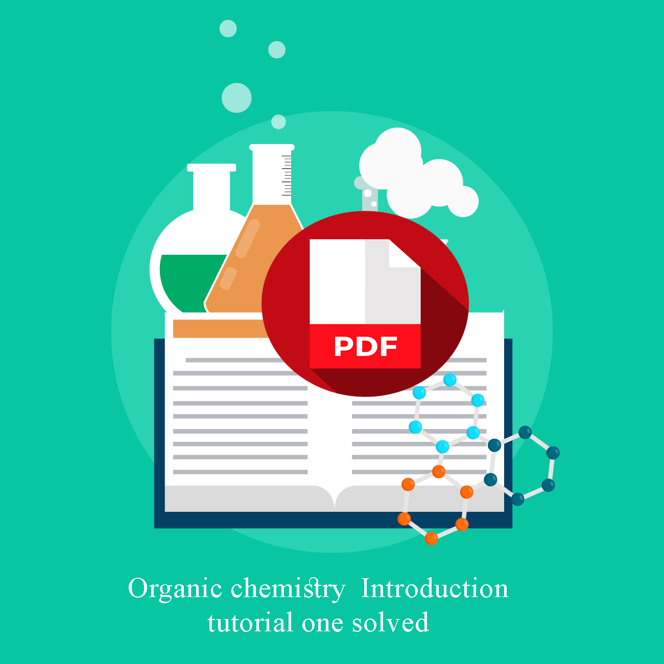 PDF:Organic chemistry  Introduction tutorial one solved